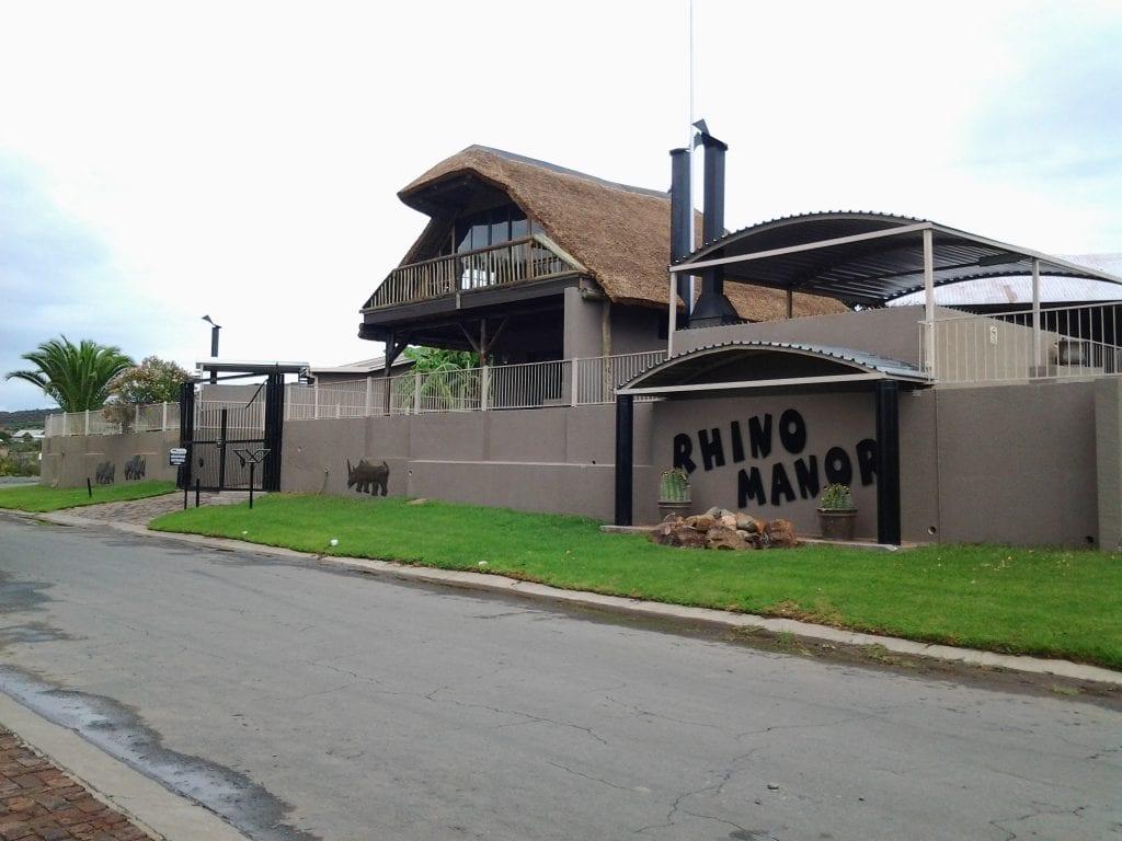 Rhino Manor Self Catering Units