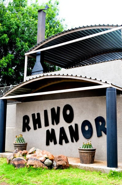 Rhino Manor Self Catering Units