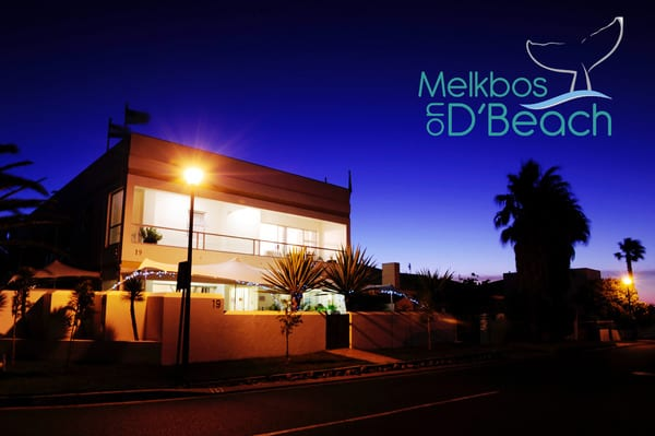 MELKBOS ON D'BEACH