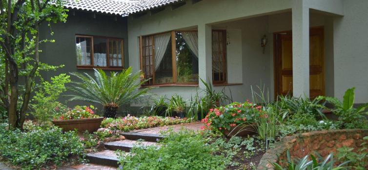 Lydall Wild Tranquil Garden Suites